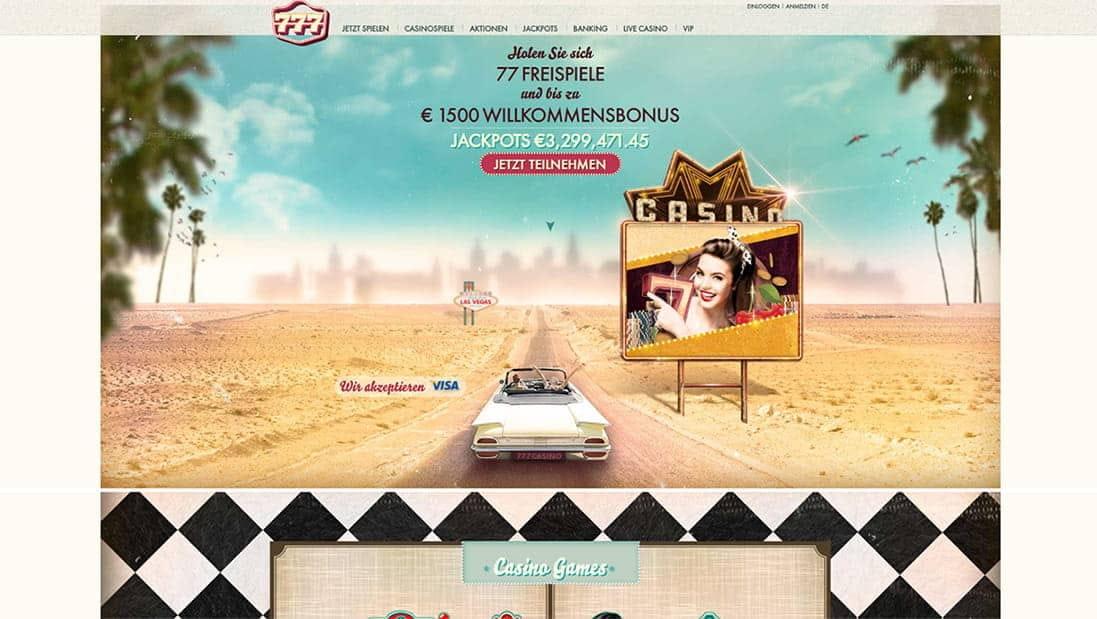 777 Online Casino Erfahrungen