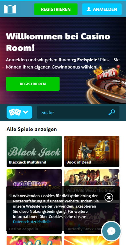 Online Casino Anmelden