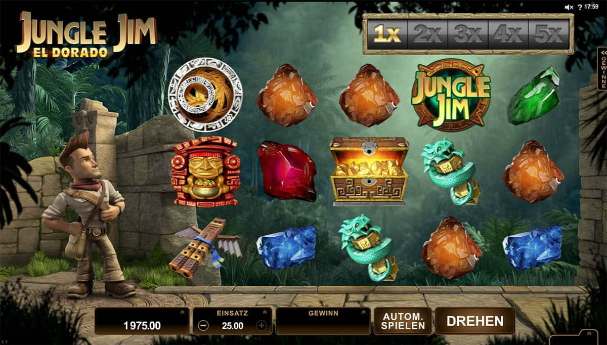 Spiele Double Jungle - Video Slots Online