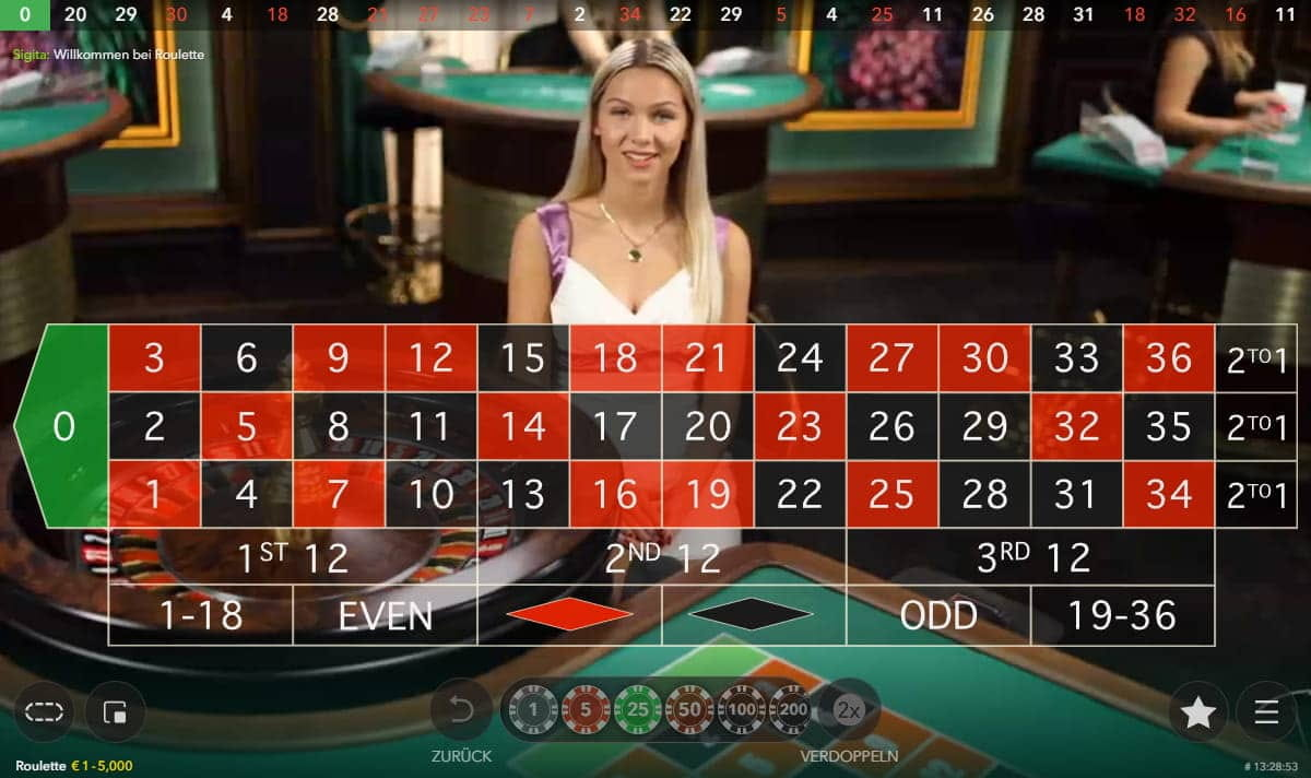 Live Casino Im Internet