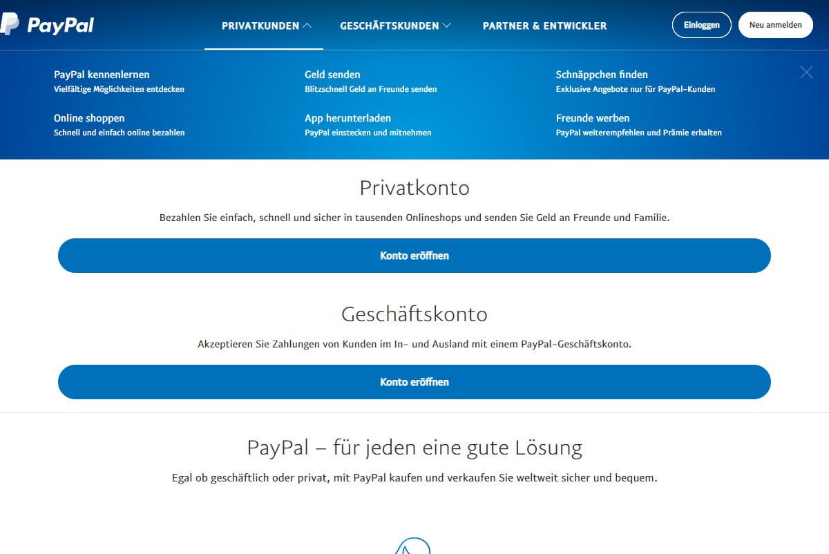 Paypal Auszahlung Auf Girokonto