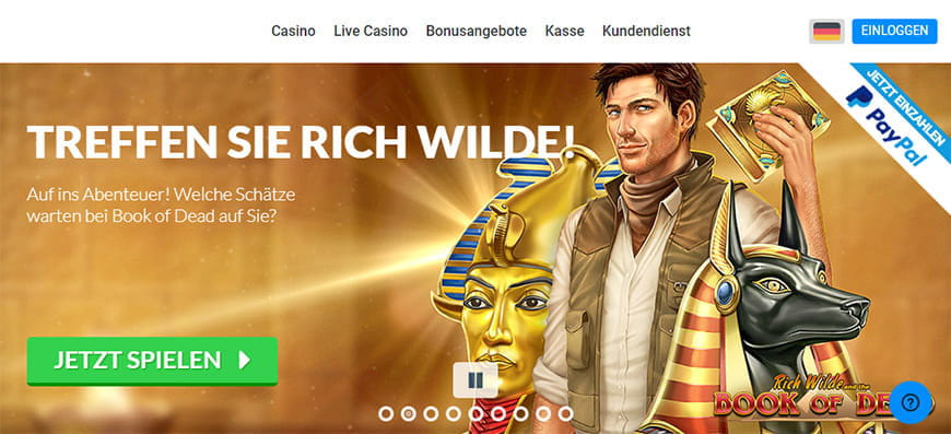 Novoline Casino Paypal