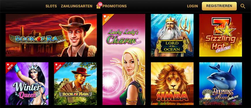 Online Casino Novoline Paypal