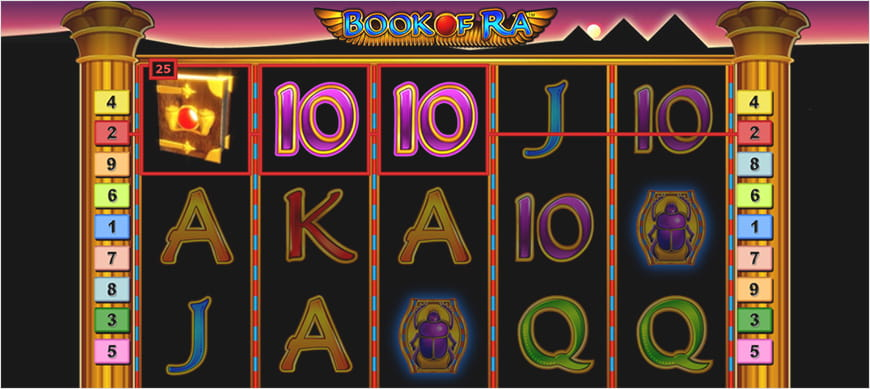 Spielstrategien Book Of Ra
