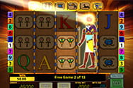 Die Freespins bei Eye of Horus im Internet