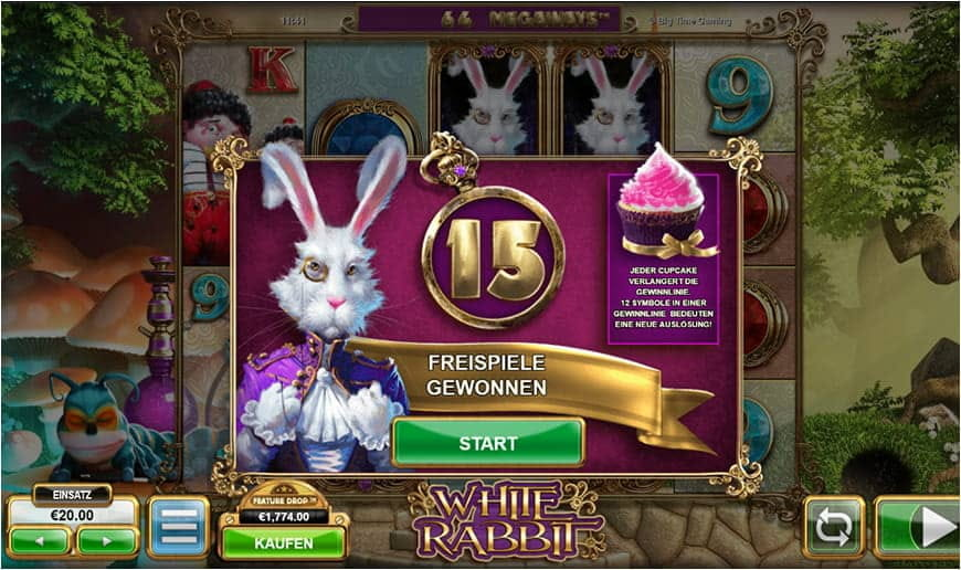 White Rabbit Online Casino