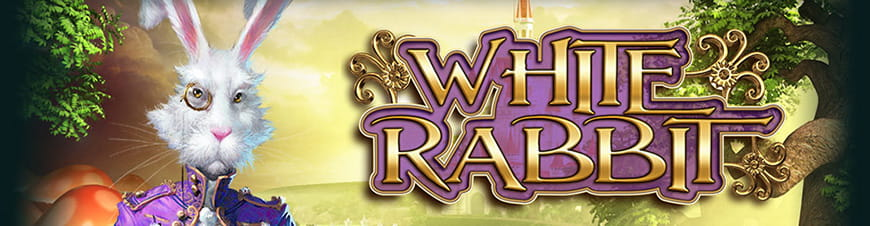 Der White Rabbit Slot von Big Time Gaming.